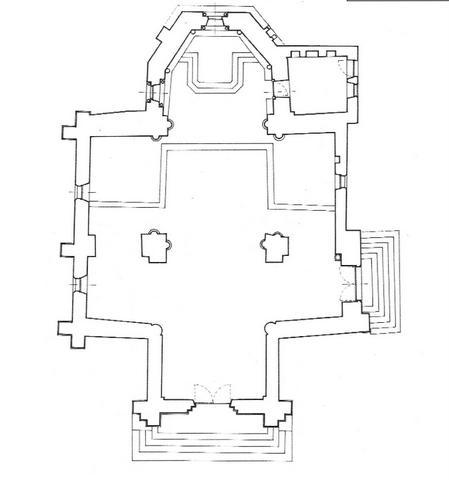Almenêches - Église sainte-Opportune
