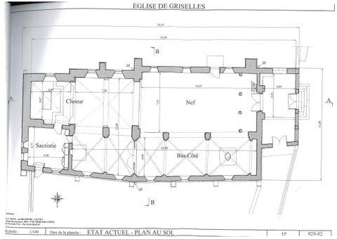 Griselles - Eglise Saint-Aignan