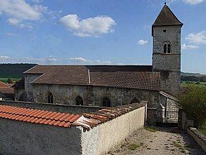 Barre-des-Cévennes - Chapelle de La Cure