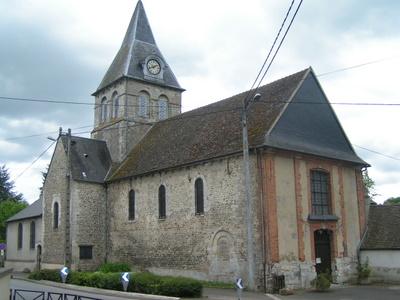 Bézu-Saint-Eloi - Eglise Saint-Remi