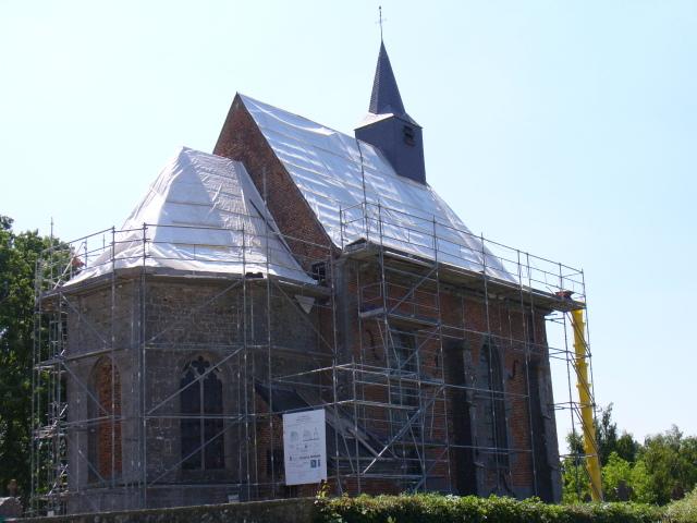 Clairfayts - Chapelle de la Nativité à Epinoy