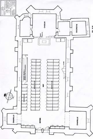 Abondant - Eglise Saint-Pierre