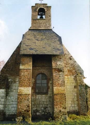 Aigneville - Chapelle de la Vierge