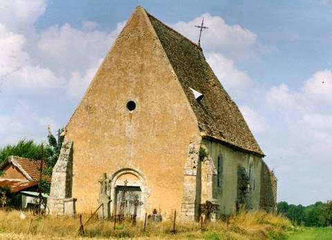 Allemanche-Launay-Soyer - Chapelle Saint-Lambert de Launay