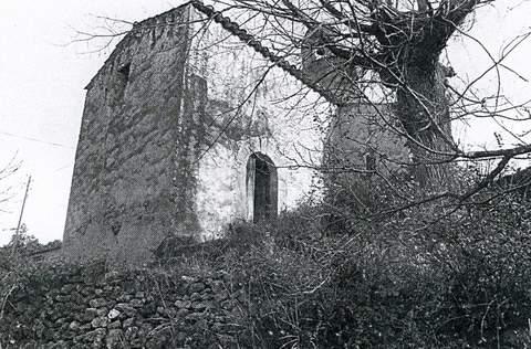 Arles-sur-Tech - Chapelle Sainte-Croix