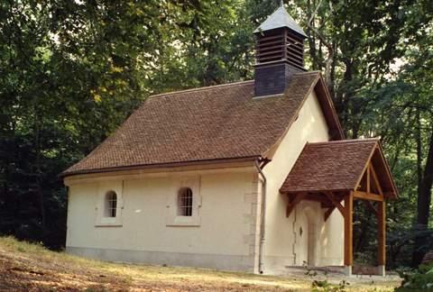 Baye - Chapelle Saint-Roch