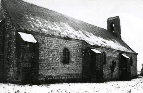 Belle-et-Houllefort - Eglise Saint-Michel de Houlle