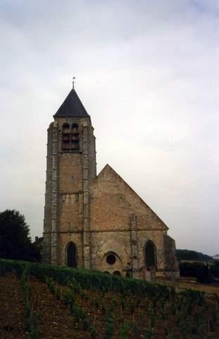 Bethon - Eglise Saint-Serein