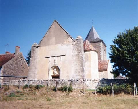 Beuvron - Eglise Saint-Pierre