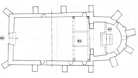 Billy-Chevannes - Eglise Saint-Antoine de Chevannes