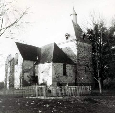 Boinvilliers - Eglise Saint-Clément