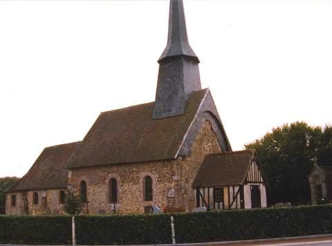 Bois-Anzeray - Eglise Notre-Dame