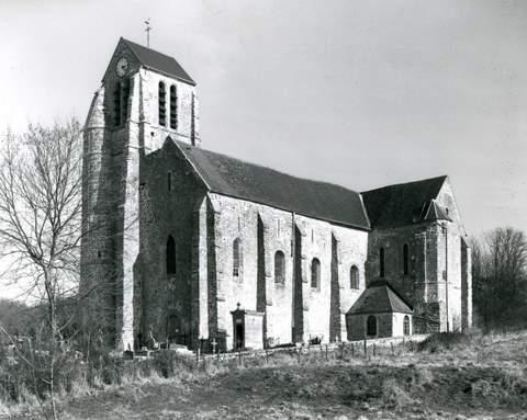 Bouillancy - Eglise Saint-Fiacre