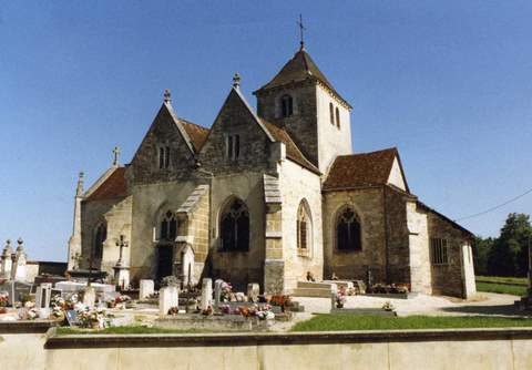 Buxeuil - Eglise Saint-Loup