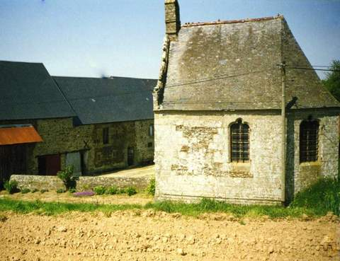 Carnet - Chapelle Sainte-Barbe