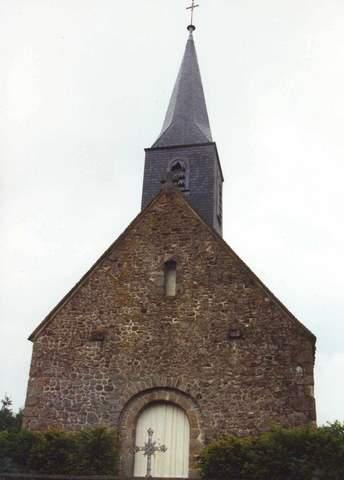 Chahains - Eglise Saint-Pierre-aux-Liens