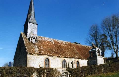 Champosoult - Eglise Saint-Pierre