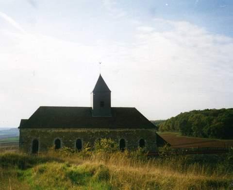 Chantemerle - Eglise Saint-Serein