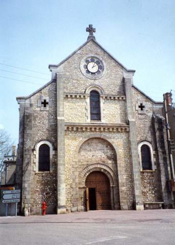 Chantenay-Saint-Imbert - Eglise Saint-Martin