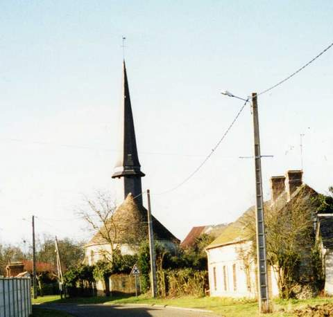 Chapelle-Forainvilliers La - Eglise Saint-Martin