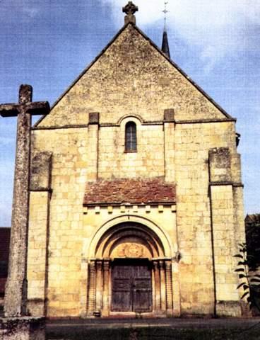 Chapelle-Hugon La - Eglise Saint-Etienne-Saint-Martin