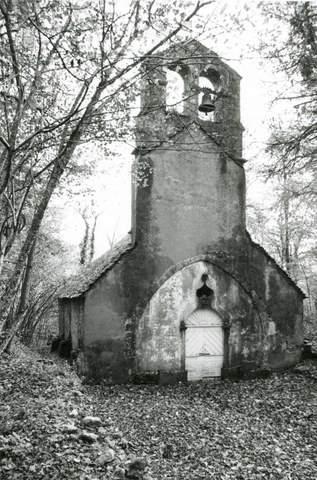 Charézier - Chapelle Saint-Sorlin