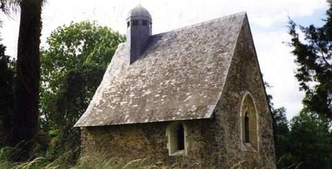 Château-Gontier - Chapelle du Moulinet
