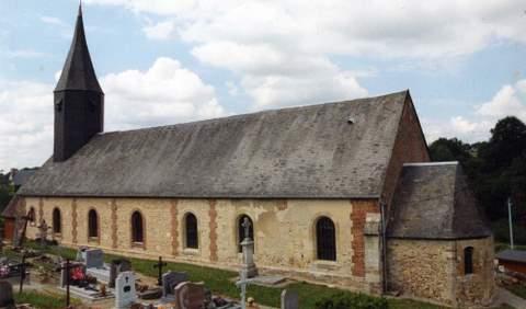 Chaumont - Eglise Saint-Pierre