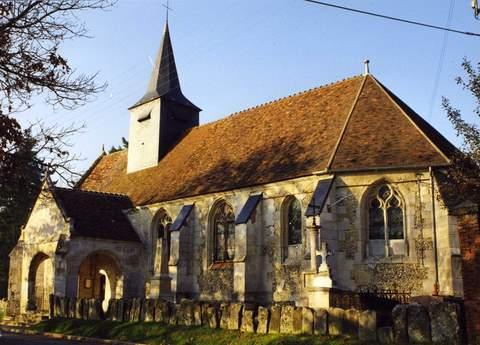 Corbeil-Cerf - Eglise Sainte-Honorine