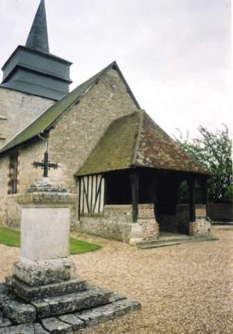 Coudray-en-Vexin - Eglise Saint-Martin