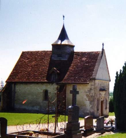 Courcelles-sur-Voire - Eglise Saint-Clément