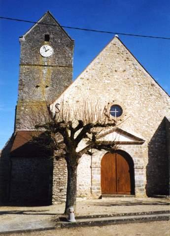 Courgivaux - Eglise Saint-Maurice