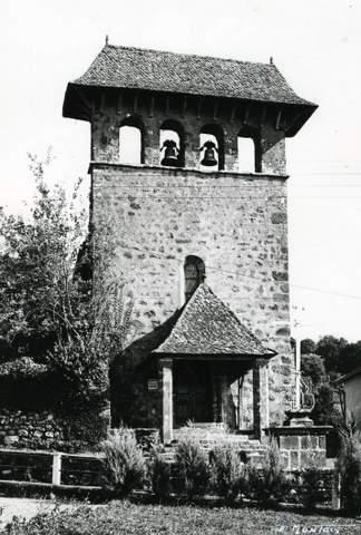Crandelles - Eglise Saint-Barthélemy