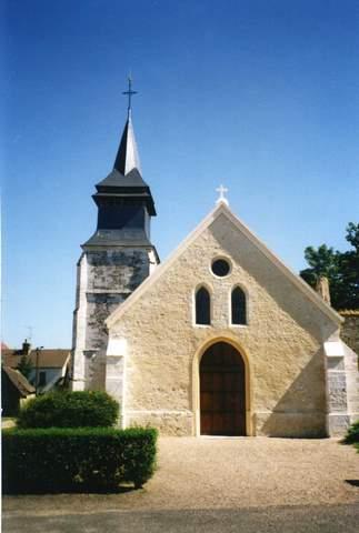 Croix-Saint-Leufroy La - Eglise Saint-Paul