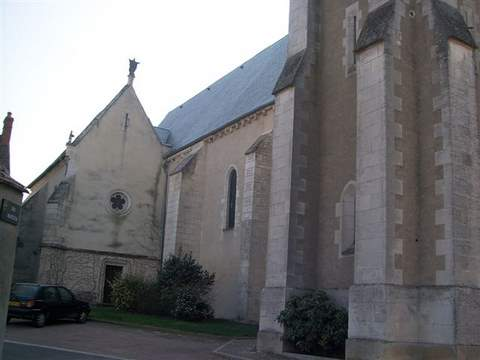 Neuvy-sur-Loire - Eglise Saint-Laurent