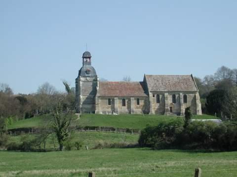 Notre-Dame-d'Estrées - Eglise Notre-Dame