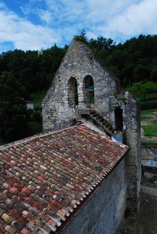 Sos - Eglise Saint-Barthélemy de Gueyze