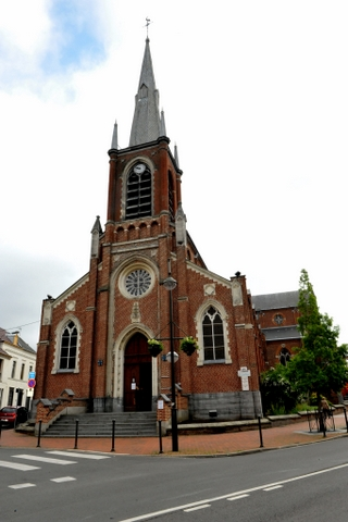 Croix - Eglise Saint-Martin