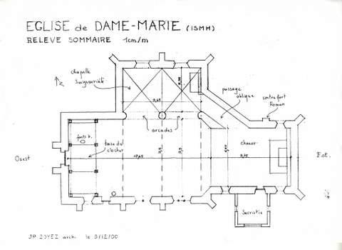 Dame-Marie - Eglise Notre-Dame