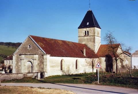 Dinteville - Eglise Saint-Remy