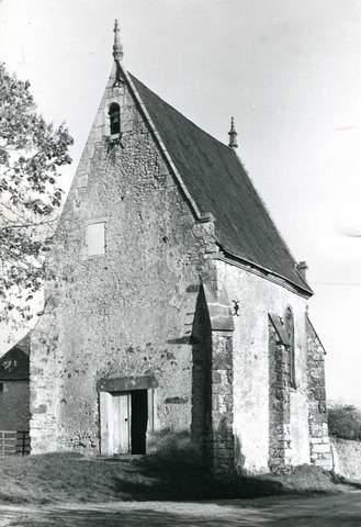 Domfront-en-Champagne - Chapelle Notre-Dame de l'Habit
