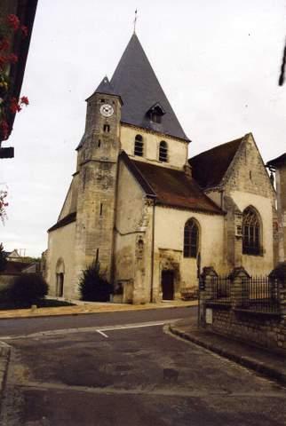 Epineuil - Eglise Saint-Etienne