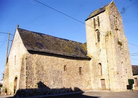 Epineux-le-Seguin - Eglise Saint-Pierre