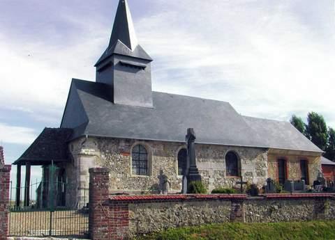 Farceaux - Eglise Saint-Vaast