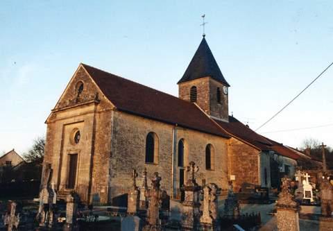 Faverolles - Eglise Saint-Germain l'Auxerrois