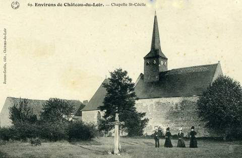 Flée - Chapelle Sainte-Cécile