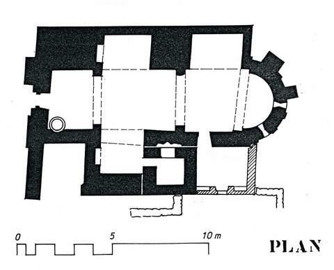 Fontpédrouse - Eglise de la Trinité