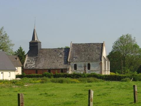 Framicourt - Église Saint-Martin de Witainéglise