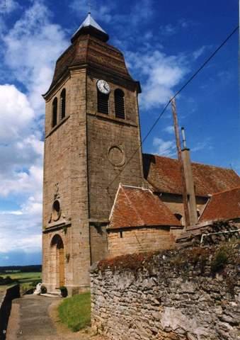 Frasne - Eglise Saint-Michel