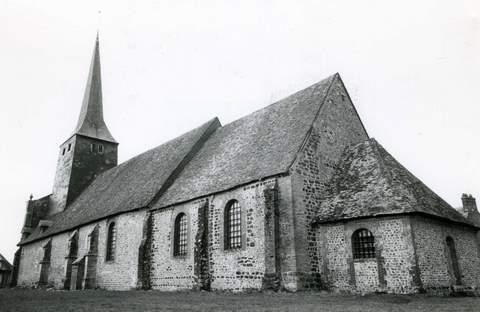 Glos-la-Ferrière - Eglise Saint-Agnan
